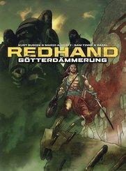 Redhand - Götterdämmerung