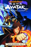 Avatar, Der Herr der Elemente - Rauch und Schatten - Bd.3