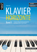 Klavier-Horizonte, m. Audio-CD - Bd.1