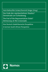 Das Ende des repräsentativen Staates?; The End of the Representative State?