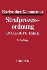 Karlsruher Kommentar zur Strafprozessordnung (StPO)