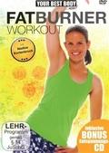 Fatburner Workout, 1 DVD + 1 Audio-CD