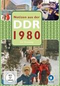 Notizen aus der DDR 1980, 1 DVD