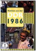 Notizen aus der DDR 1986, 1 DVD