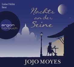 Nachts an der Seine, 2 Audio-CDs