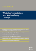Wirtschaftsmediation und Verhandlung