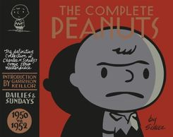 Complete Peanuts 1950 to 1952