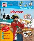 Piraten, Mitmach-Heft - Was ist was junior Mitmachheft