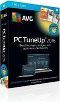 AVG PC TuneUp 2016 - 1 PC, 1 Jahr, 1 DVD-ROM (Minions Edition)