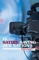 Is Satire Saving Our Nation?