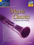 Movie Classics, Klarinette, m. Audio-CD