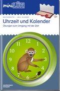 miniLÜK: Uhrzeit und Kalender - Mathematik ab 2. Klasse