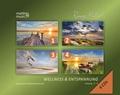 Wellness & Entspannung, 4 Audio-CDs - Vol.1-4