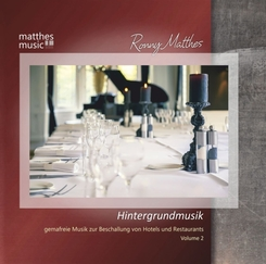 Hintergrundmusik, 1 Audio-CD - Vol.2