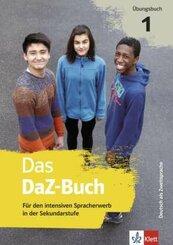 Das DaZ-Buch: Übungsbuch + Online-Angebot; 1