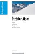 Skitourenführer Ötztaler Alpen