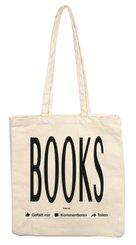 Books, Stofftasche