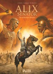 Alix Senator - Die Dämonen Spartas