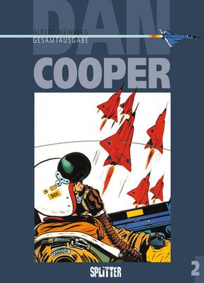 Dan Cooper Gesamtausgabe - Bd.2