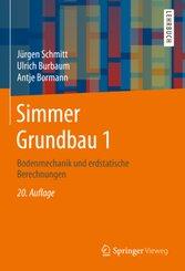 Simmer Grundbau - Bd.1