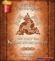 Die Tote im Klosterbrunnen, 1 MP3-CD
