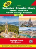 Freytag & Berndt Autoatlas Superatlas Deutschland - Österreich - Schweiz