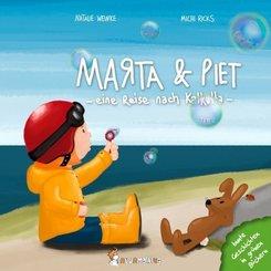 Marta & Piet - Eine Reise nach Kalkutta - Bd.2