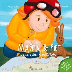 Marta & Piet - Eine Reise nach Kalkutta - Bd.1