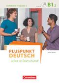 Pluspunkt Deutsch - Leben in Deutschland: Kursbuch mit Video-DVD; Bd.B1/2 - Tl.2