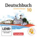 Deutschbuch, Gymnasium Östliche Bundesländer und Berlin: 10. Schuljahr, Interaktive Übungen, CD-ROM