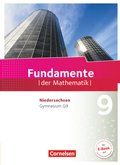 Fundamente der Mathematik, Gymnasium Niedersachsen G9: 9. Schuljahr, Schülerbuch