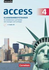 Access - Allgemeine Ausgabe 2014 - Band 4: 8. Schuljahr