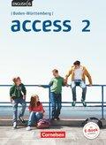 English G Access, Ausgabe Baden-Württemberg: 6. Schuljahr, Schülerbuch; Bd.2
