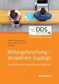 Bildungsforschung - disziplinäre Zugänge