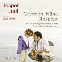 Grenzen, Nähe, Respekt, 2 Audio-CDs