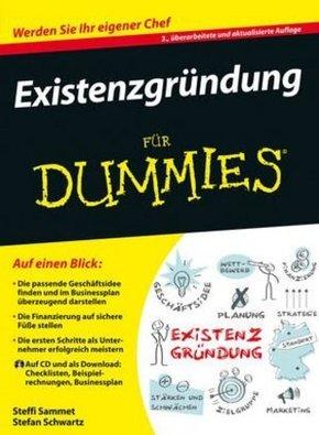 Existenzgründung für Dummies, m. CD-ROM