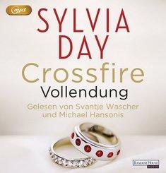 Crossfire - Vollendung, 2 MP3-CDs