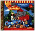Benjamin Blümchen - Das Seifenkistenrennen, Audio-CD