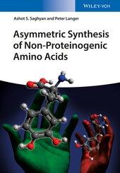 Asymmetric Synthesis of Non-Proteinogenic Amino-Acids