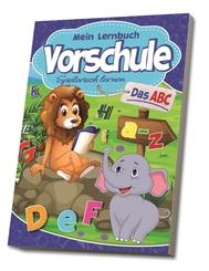 Mein Lernbuch Vorschule, Das ABC