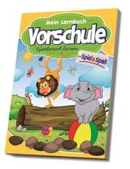 Mein Lernbuch Vorschule, Spiel & Spaß