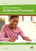 DaZ-Grammatiktrainer: Artikel und Pronomen