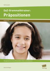 DaZ-Grammatiktrainer: Präpositionen
