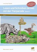 Lesen und Schreiben lernen mit der Tierparade, m. DVD-ROM - Bd.2