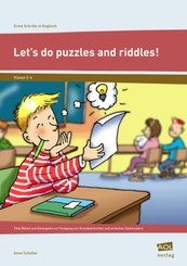 Let's do puzzles and riddles!