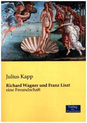 Richard Wagner und Franz Liszt