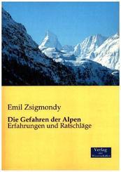 Die Gefahren der Alpen
