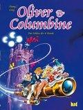 Oliver & Columbine: Das Schloss der 4 Monde; Bd.3