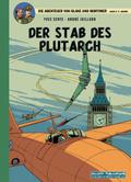 Die Abenteuer von Blake und Mortimer, Der Stab des Plutarch
