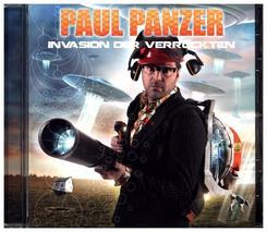 Invasion der Verrückten, 1 Audio-CD